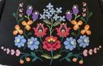 KIT ハンガリー刺繍の薫り