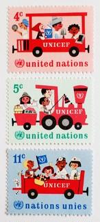 児童基金 / 国連 1966