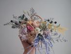 《Mother's day gift》basket arrangement