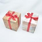 プレゼント包装&リボン