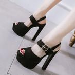 【shoes】ファッション感満々素敵見えストラップセクシーサンダル