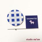 ■KASAMATSU-10 ポニーフック
