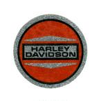Harley-Davidson Glitter sticker, 1980's NOS