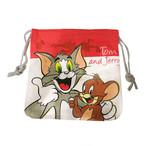 【即納】巾着袋 トム&ジェリー Tom&Jerry アメコミ 14-0-371