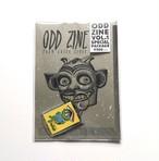 ODD ZINE Vol.1+川太郎KEYHOLDER