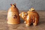 ミツバチクマのHoney pots