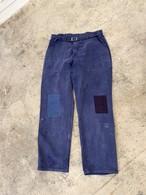 70-80's kempel german work pants good repair
