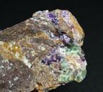 自主採掘!カリフォルニア産 フローライト 蛍石 原石 57,5g  FL083 鉱物 天然石 パワーストーン