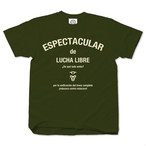 ESPECTACULAR DE LUCHA LIBRE army green
