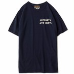 AT-DIRTY(アットダーティー)/BACK SAILOR S/S TEE (NAVY)