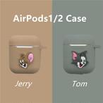 【オーダー商品】Cat mouse airpods1/2 case