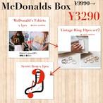 数量限定 McDonaldsBox  福袋 セール マクドナルド