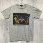 【送料無料 / ロック バンド Tシャツ】 LAST SUPPER OF ROCKSTAR / Men's T-shirts Heather Gray M ロックスターの最後の晩餐 / メンズ Tシャツ ヘザーグレー M