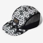 MMA Pendleton Side Mesh Cap (Black)