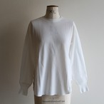 WRYHT【 womens 】waffle pullover
