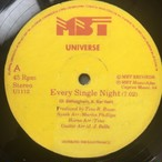 Universe  ‎– Every Single Night