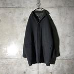 [Christian Dior] two pockets navy coat