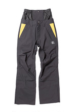 2021unfudge snow wear // DRAGGING PANTS // BLACK