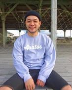 Aratos Classic Logo Sweat Shirts grey