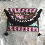 """Like A Perfume"" Fringe Clutch Bag #S"