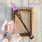 花摘む妖精の杖~クリスタルワンド