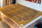 Fork Art Rug / Ami(Brown) リビング 140 x 200