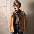 EFFECTEN(エフェクテン) reversible boa jacket