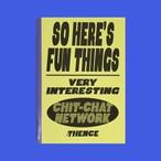 [SY-88]「FUN THINGS」キャンパスノート(方眼)