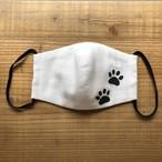 レディースBlack子ネコに踏まれるDisk1オリジナル立体マスク