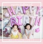 ユニコーンバルーンセット 風船 ペーパーファン  誕生日 飾り付け 女の子 バースデー プレゼント 装飾