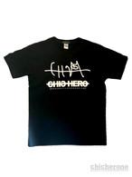 【CHIC HERO】OWL T/S BLACK