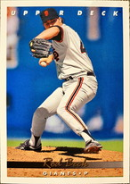 MLBカード 93UPPERDECK Rod Beck #073 GIANTS
