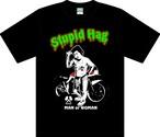 SHIRAKI Tシャツ(Stupid Hag)