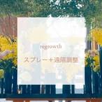 【スプレー+遠隔調整】regrowth~魂が求める本当の幸せ〜