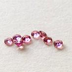 人生をあふれる愛で満たす【最強の恋愛お守り】「宝石質ピンクトルマリンの10kピアス」特別価格60%オフ