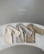 【予約販売】roro T-shirt〈Aosta〉