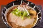 【麺創房 昭和呈】あご醤油ラーメン(自家製麺)