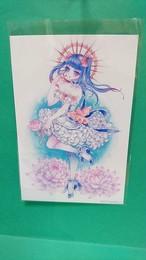 みり【ポストカード】神様展5