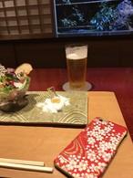 西陣織スマホケース/桜流水【対応機種:iphone6/6s】
