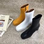 予約注文商品 カボシアンクルブーツ アンクルブーツ ブーツ 韓国ファッション