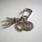 【saranam】carabiner  key ring / 【サラナン】カラビナ キーホルダー