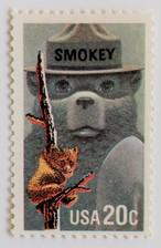 スモーキー・ベア / アメリカ 1984