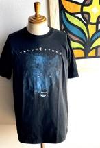 90s USA製 アメリカ イエローストーン Tシャツ 狼 ウルフ
