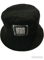 【HYPOCRITE】  The Hie Logo Backet Hat- BLACK