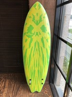 Mason Twin FCS II  5'6 Lime /Yellow