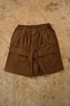COMFORTABLE REASON / Safari Shorts