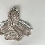【予約販売】round hoodie〈bella bambina〉