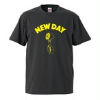 【NEW DAY】T-Shirt (SUMI × YELLOW) *5/1までの注文でLive音源付き