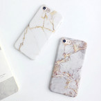 スマホケース 携帯ケース 高級感 大理石風 iPhone ケース  fsk0480