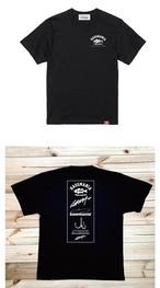 【ポップアップストア記念web】bassmania x LAHM ダブルネームアイテム ダブルネーム TEE(半袖Tシャツ)bassmania/バスマニア/LAHM/エルエーエイチエム